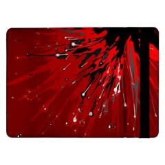 Big Bang Samsung Galaxy Tab Pro 12 2  Flip Case by ValentinaDesign