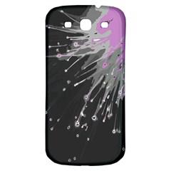 Big Bang Samsung Galaxy S3 S Iii Classic Hardshell Back Case by ValentinaDesign