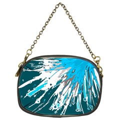 Big Bang Chain Purses (two Sides)  by ValentinaDesign