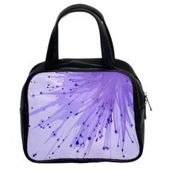 Big Bang Classic Handbags (2 Sides) by ValentinaDesign