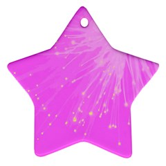 Big Bang Ornament (star) by ValentinaDesign