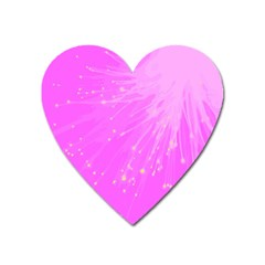 Big Bang Heart Magnet