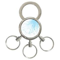 Big Bang 3 Ring Key Chains by ValentinaDesign