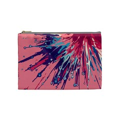Big Bang Cosmetic Bag (medium)  by ValentinaDesign