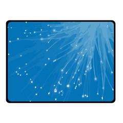 Big Bang Fleece Blanket (small)