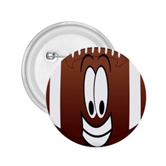 Happy Football Clipart Excellent Illustration Face 2 25  Buttons by Mariart