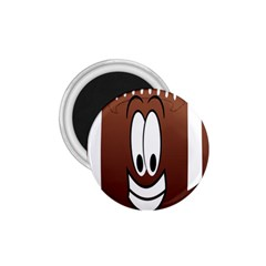Happy Football Clipart Excellent Illustration Face 1 75  Magnets by Mariart