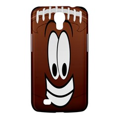 Happy Football Clipart Excellent Illustration Face Samsung Galaxy Mega 6 3  I9200 Hardshell Case by Mariart