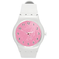 Big Bang Round Plastic Sport Watch (m) by ValentinaDesign