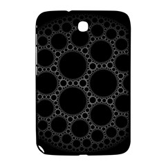 Plane Circle Round Black Hole Space Samsung Galaxy Note 8 0 N5100 Hardshell Case  by Mariart