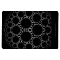 Plane Circle Round Black Hole Space Ipad Air Flip by Mariart