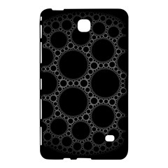 Plane Circle Round Black Hole Space Samsung Galaxy Tab 4 (7 ) Hardshell Case  by Mariart