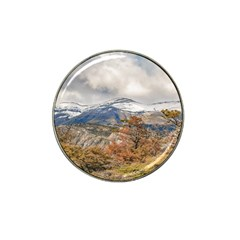 Forest And Snowy Mountains, Patagonia, Argentina Hat Clip Ball Marker (10 Pack) by dflcprints