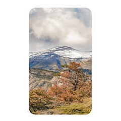 Forest And Snowy Mountains, Patagonia, Argentina Memory Card Reader by dflcprints
