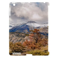 Forest And Snowy Mountains, Patagonia, Argentina Apple Ipad 3/4 Hardshell Case (compatible With Smart Cover) by dflcprints