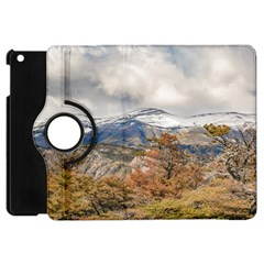 Forest And Snowy Mountains, Patagonia, Argentina Apple Ipad Mini Flip 360 Case