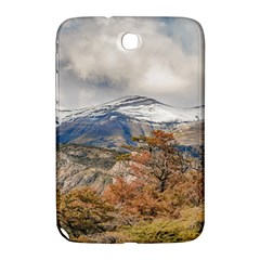 Forest And Snowy Mountains, Patagonia, Argentina Samsung Galaxy Note 8 0 N5100 Hardshell Case  by dflcprints