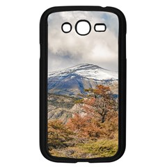 Forest And Snowy Mountains, Patagonia, Argentina Samsung Galaxy Grand Duos I9082 Case (black) by dflcprints