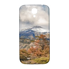 Forest And Snowy Mountains, Patagonia, Argentina Samsung Galaxy S4 I9500/i9505  Hardshell Back Case by dflcprints