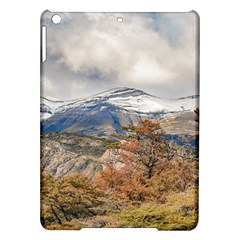 Forest And Snowy Mountains, Patagonia, Argentina Ipad Air Hardshell Cases by dflcprints