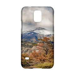 Forest And Snowy Mountains, Patagonia, Argentina Samsung Galaxy S5 Hardshell Case  by dflcprints