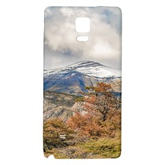 Forest And Snowy Mountains, Patagonia, Argentina Galaxy Note 4 Back Case by dflcprints