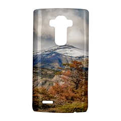 Forest And Snowy Mountains, Patagonia, Argentina Lg G4 Hardshell Case by dflcprints