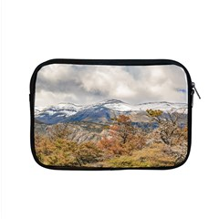 Forest And Snowy Mountains, Patagonia, Argentina Apple Macbook Pro 15  Zipper Case by dflcprints