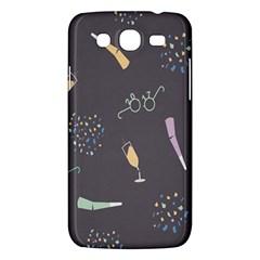 Bottle Party Glasses Samsung Galaxy Mega 5 8 I9152 Hardshell Case  by Mariart