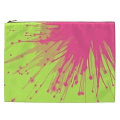 Big Bang Cosmetic Bag (xxl)  by ValentinaDesign
