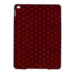 Red Snakeskin Snak Skin Animals Ipad Air 2 Hardshell Cases by Mariart