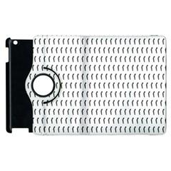 Renelle Box Waves Chevron Wave Line Apple Ipad 3/4 Flip 360 Case by Mariart