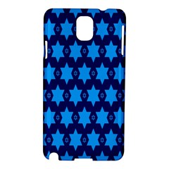 Star Blue Space Wave Chevron Sky Samsung Galaxy Note 3 N9005 Hardshell Case by Mariart