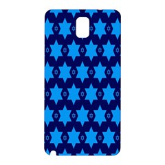 Star Blue Space Wave Chevron Sky Samsung Galaxy Note 3 N9005 Hardshell Back Case by Mariart