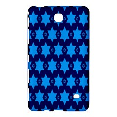 Star Blue Space Wave Chevron Sky Samsung Galaxy Tab 4 (8 ) Hardshell Case  by Mariart