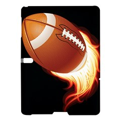 Super Football American Sport Fire Samsung Galaxy Tab S (10 5 ) Hardshell Case  by Mariart