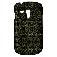 Golden Geo Tribal Pattern Galaxy S3 Mini by dflcprints