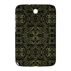 Golden Geo Tribal Pattern Samsung Galaxy Note 8 0 N5100 Hardshell Case  by dflcprints