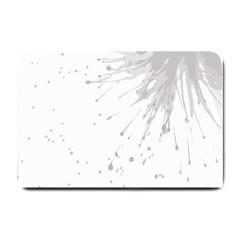 Big Bang Small Doormat  by ValentinaDesign