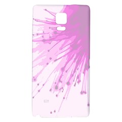 Big Bang Galaxy Note 4 Back Case by ValentinaDesign