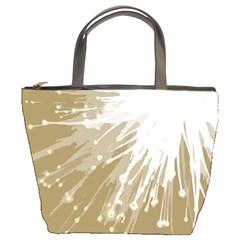 Big Bang Bucket Bags by ValentinaDesign