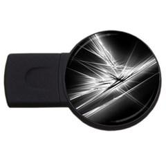 Big Bang Usb Flash Drive Round (2 Gb) by ValentinaDesign