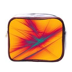 Big Bang Mini Toiletries Bags by ValentinaDesign