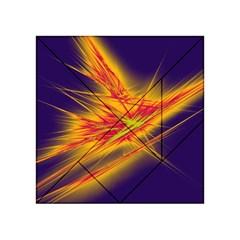 Big Bang Acrylic Tangram Puzzle (4  X 4 ) by ValentinaDesign