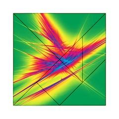 Big Bang Acrylic Tangram Puzzle (6  X 6 ) by ValentinaDesign