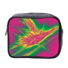 Big Bang Mini Toiletries Bag 2 Side by ValentinaDesign
