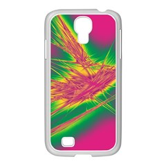 Big Bang Samsung Galaxy S4 I9500/ I9505 Case (white) by ValentinaDesign