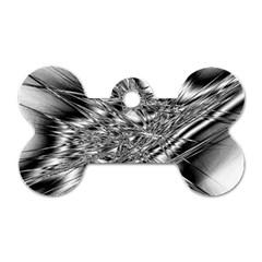 Big Bang Dog Tag Bone (two Sides)