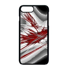 Big Bang Apple Iphone 7 Plus Seamless Case (black) by ValentinaDesign