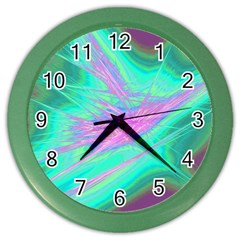 Big Bang Color Wall Clocks by ValentinaDesign